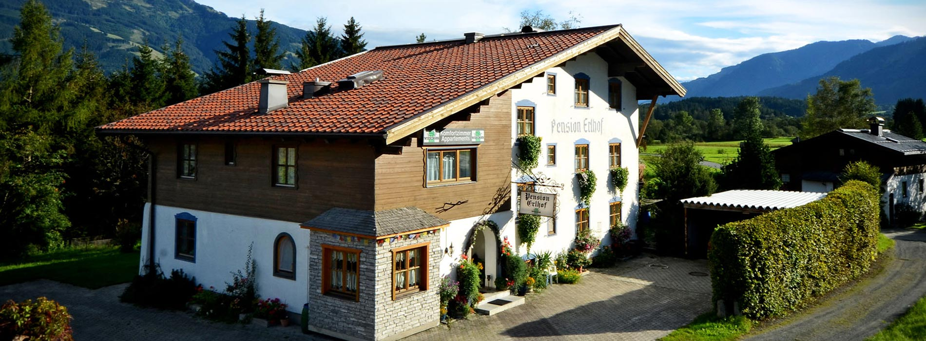 Ihre Pension in Saalfelden